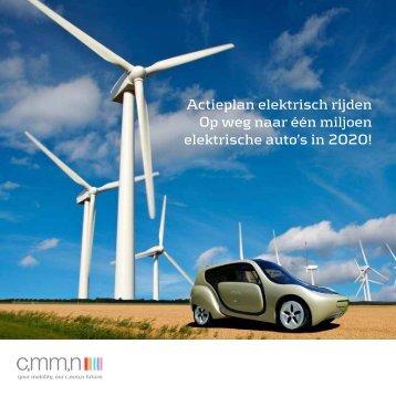Actieplan elektrisch rijden Op weg naar één miljoen ... - C,mm,n