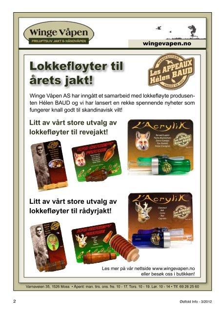 Østfold Info - AJFF Halden