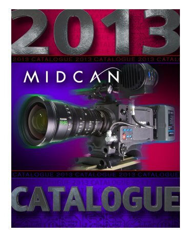 Download the complete 2013 rentals catalogue - Mid Canada ...
