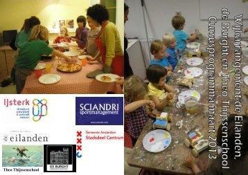 De Eilanden   Burghtschool   Theo Thijssenschool - IJsterk