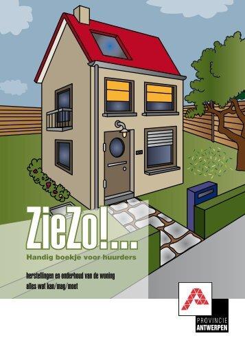 ZieZo-boekje - De Ideale Woning