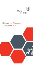Kulturkreis Programm 1. Halbjahr 2011 - look out   easycatalog