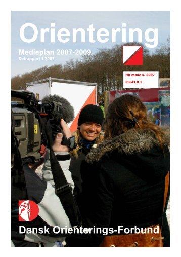 Medieplan - Dansk Orienterings-Forbund
