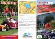 Biler ved Søen Biler ved Søen - Dansk Veteranbil Klub