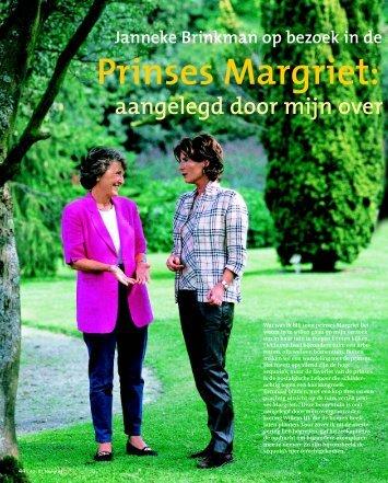 Prinses Margriet: - Janneke Brinkman