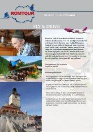 Romtour´s Fly & Drive Roemenië