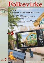 Snapshots af Danmark anno 2013 - Folkevirke