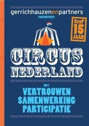 Gerrichhauzen en Partners | Circus Nederland