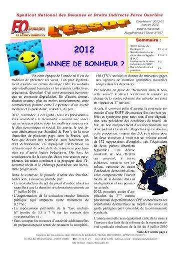 Nouvelle grille indiciaire de cat gorie b fo douanes - Grille indiciaire education nationale categorie c ...