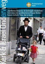 Jaarthema Diaspora: de bedreigde minderheid / Interview met ...