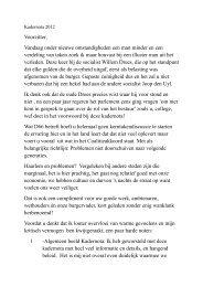 Tekst volledige bijdrage Louise van Zetten (pdf) - D66 Haarlem