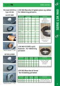 Tætningssystemer til rør og brønde - af beton og plast - Lauridsen ... - Page 3