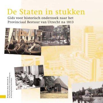 gids de staten - Het Utrechts Archief