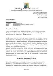 De misslag van het Nederlands Kort Octrooi - HollandPromote.com