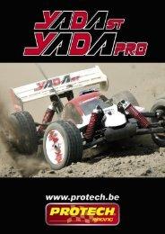 T30 - YADA ST RTR - Instruction Manual.pdf - Notices de modèles ...