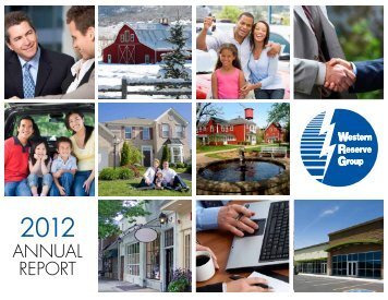ANNUAL REPORT - Western Reserve Group