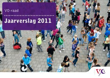 Jaarverslag 2011 - VO-raad