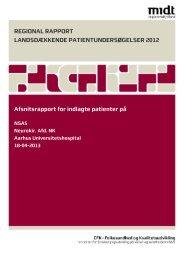 NSA5 - CFK Folkesundhed og Kvalitetsudvikling - Region Midtjylland