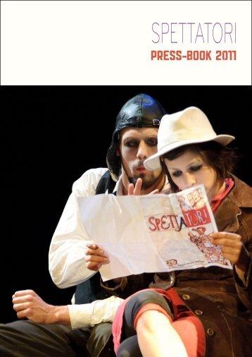 PRESS-BOOK 2011 - Spettatori
