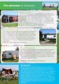 Beleef het samen op Ameland - Vakantiepark Klein Vaarwater - Page 6