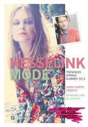 Blader hier door onze trendgids! - Hesselink Mode