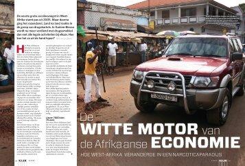 De witte motor van de Afrikaanse economie - momentum media