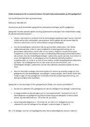 jobrotationsydelse og VEU-godtgørelse - SOSU Nord