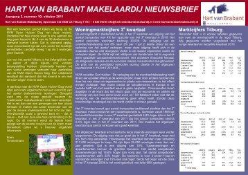 oktober - Hart van Brabant Makelaardij