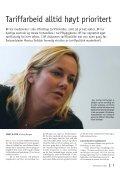 5 Tariffpolitisk muskelkraft - Bibliotekarforbundet - Page 7