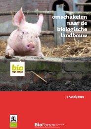 omschakelen naar de biologische landbouw - Vilt
