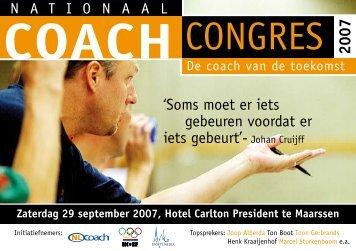 Uitgebreidere informatie over dit congres kunt u ook hier vinden.