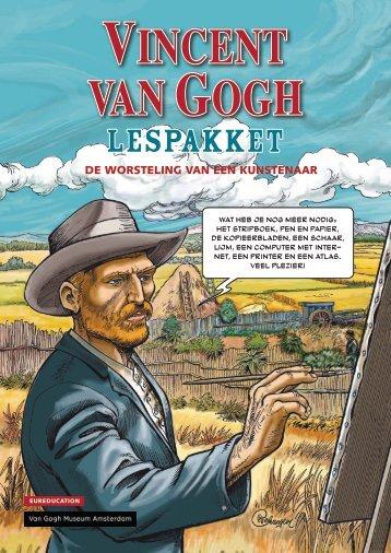 Lespakket Nederlands - Van Gogh Museum