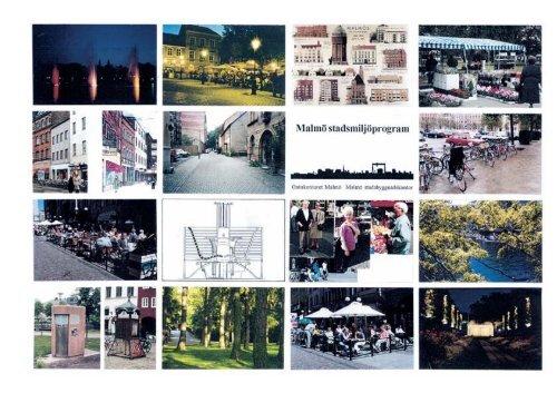 stadens små byggnader - Malmö stad