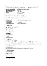 verslag 1 juli 2008 tot en met 30 september 2008 (pdf; 21 KB)