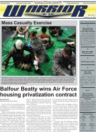 Feb. 18, 2011 - Whiteman Air Force Base