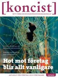 Läs tidningen som pdf - Ekonomisverige.se