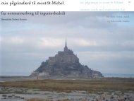 my pilgrimage to mont-St-Michel - Bernadette Preben-Hansen