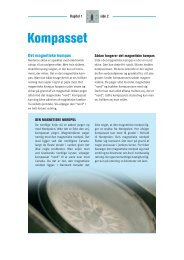 Kapitel 1 - Kompasset (pdf - 2,1Mb) - Fiskericirklen