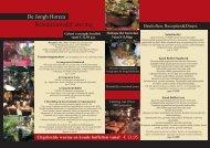 (10540) Tol Flyer A4 - Restaurant & lounge Bar 3 Zussen
