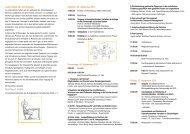 Flyer Jahrestagung 2013 - Der Evangelische Schulbund Nord eV