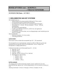 Rookkoepel (technische fiche) (pdf) - Fire-Proof bvba