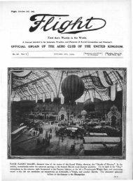 official organ of the aero club of the united kingdom. - Guto Lacaz
