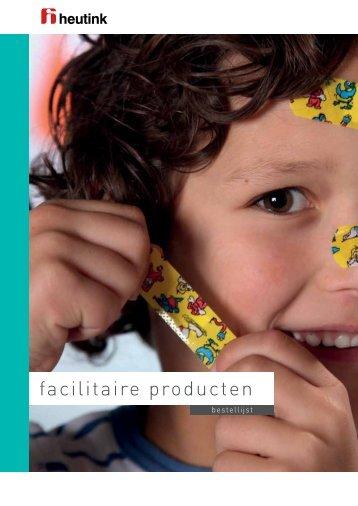 facilitaire producten - Heutink