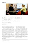 Kredsens seneste blad - Union in Nordea - Page 6