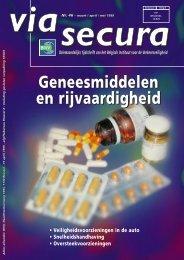 Via Secura 46 - Belgisch Instituut voor de Verkeersveiligheid