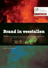 Rapport: Brand in veestallen - Hogeschool Van Hall Larenstein.