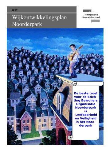 WopNoorderpark - Stichting Bewoners Organisatie Noorderpark