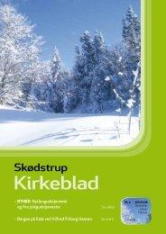 Kirkeblad 4, 2012. pdf - Skødstrup Kirke