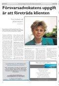 Läs Advokat & kvinna - Advokatsamfundet - Page 6