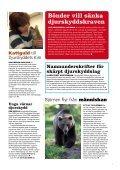 Så hjälper du de vilda djuren i vinter Vargjakten fortsätter De vill ... - Page 7